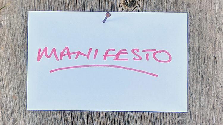 Conversational Copywriting Manifesto