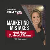 Marketing Mistakes podcast with Tracy Jones