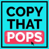 Copy that pops podcast