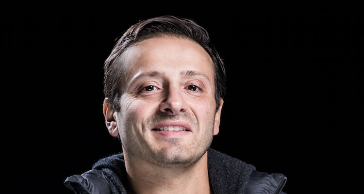 Yanik Silver interview head shot photo